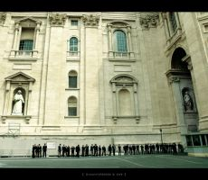 Stay in line by gianf