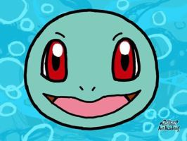1st Squirtle (Pokemon Art Academy) by laprasking
