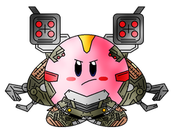 Kirbyformers 2 HD - Hailstorm (HFTD) by Kirby-Force
