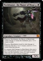 Mordekaiser the Master of Metal by Swend