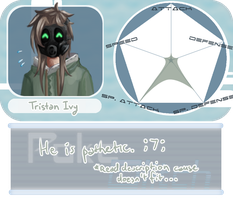 PG: Tristan Star Chart by PandaToffee