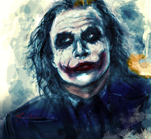 Joker by chanso