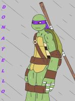 Donatello TMNT by animedugan