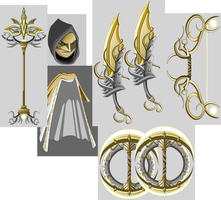 More items for AQW this week by TheCarlosZayas
