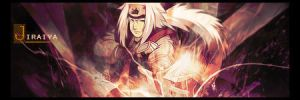 Jiraiya by teiku