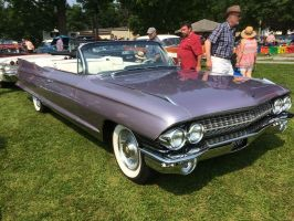 1961 Cadillac convertible by ChevyRW