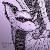 Zephyr Sketchy by WingedZephyr