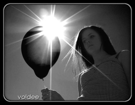 Don't Let Go by voldee