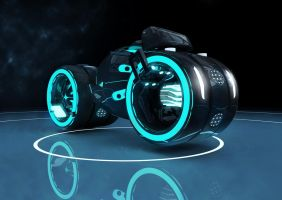 Tron Legacy by double-graphic
