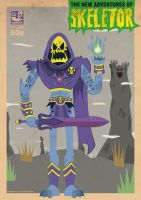 The New Adventures of Skeletor by ExoesqueletoDV