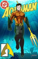 Aquaman by stourangeau