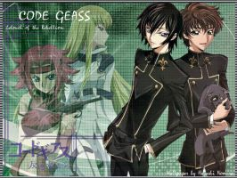 Code geass wallpaper by Rukia2486