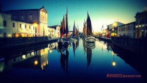 Cesenatico by wera100243