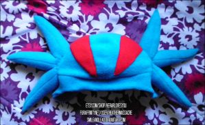 Salamence Hat by SmileAndLead