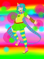 Trickster Roxy by Brimms
