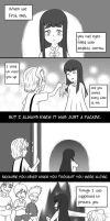SatsuShiro Fancomic by h0saki