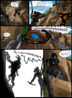 Hunters and Hunted Ch 4 Pg 15 by Saronicle