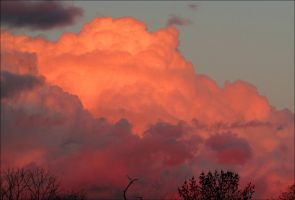 Cotton Candy Clouds by keb17