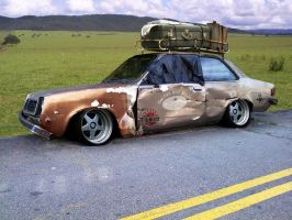 chevette hood ride by alemaoVT