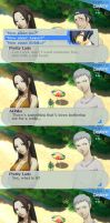 Persona 3 - Funny moment (?) by Machus-san