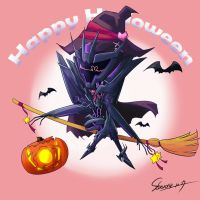 Happy Halloween by Mr-SO