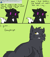 Ask Ravenpaw 85 by runtyiscute1999