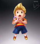 Lucas by hybridmink