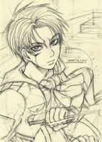 Rivaille by khansadk