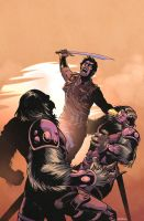 Planet of the Apes cover 6 by zaratus