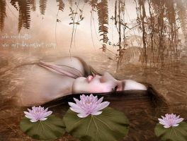 The sad Ophelia by vivi-art