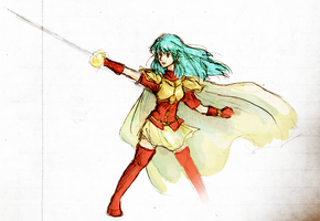 Eirika by TinSil