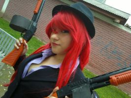 League of Legends: Miss fortune mafia 2 by sumomin