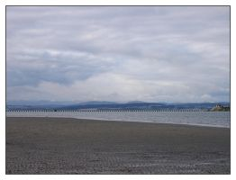 Forth at Low Tide by sicklittlemonkey