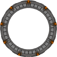Milky Way Stargate by JohnnyMuffintop