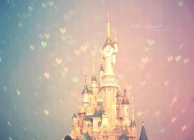 Sleeping Beauty Castle by Retaediamrem