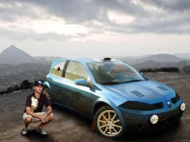 Renault Megane Rally Edition by Geryy