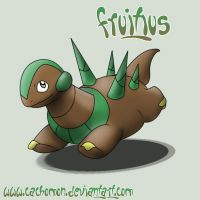 Fruitius, Tropius Baby - entry by Cachomon
