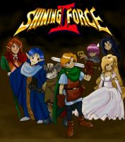 Shining Force by CKyHC