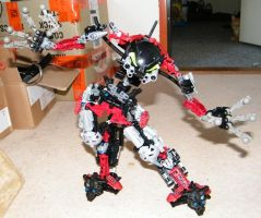 LEGO Mecha -unfinished- 4 by MikeSinner