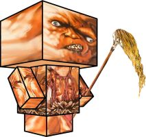 Cubee Toxic Avenger Movie ver by 7ater