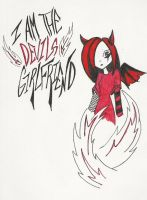 The Devil's Girlfriend by Running4theSHADOWS