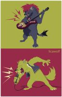 Howlers by LicaWolf