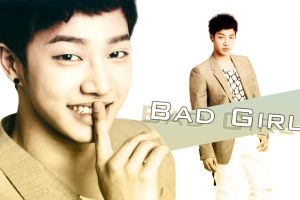 Kikwang Bad Girl by flyxtoxheaven