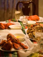 Lobster Supper by aheria