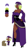 Design for SALE 5: Pirate (open) by BrookiexMonster