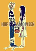 A very happy halloween by drrecords