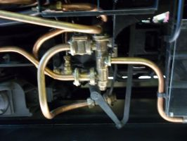 Brass Pipework by BonnySaintANdrew