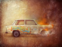 Ignition Series #4 Trabant by tong66