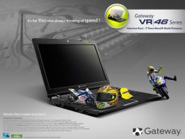 Poster VR 46 by idhuy