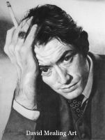 Gregory Peck by Drawing-Dude-Dave